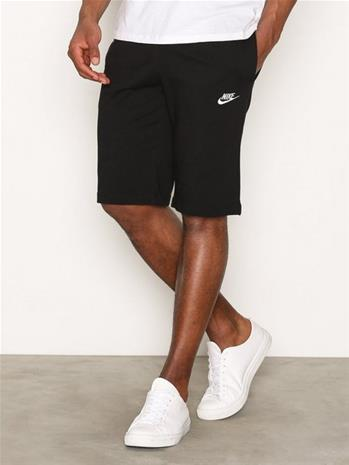Nike M Nsw Short Jsy Club Shortsit Black/White