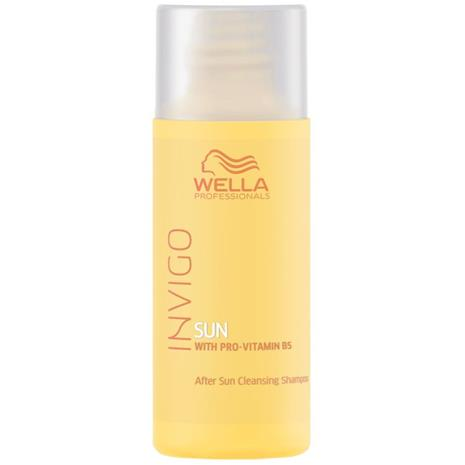 Wella Invigo Sun After Sun Cleansing Shampoo (50ml)