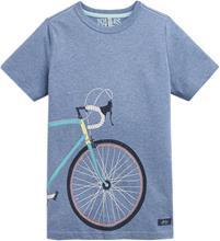 Tom Joules T-Paita, Blue Marl Bike 6 vuotta