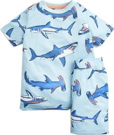 Tom Joule Yöpuku, Aqua Hammerhead Sharks 7-8 vuotta