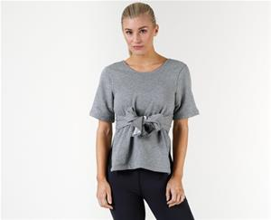 Nike Studio SS Wrap Top