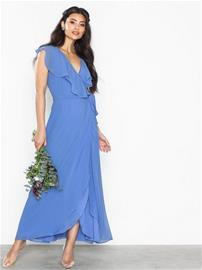 Vero Moda Vmvida Sl Ankle Dress Boo