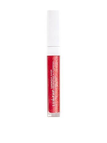Lumene Luminous Shine Hydrating & Plumping Lip Gloss Raspberry Bloom