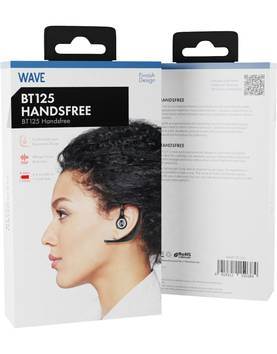 Wave BT125 Bluetooth Handsfree | verkkokauppa