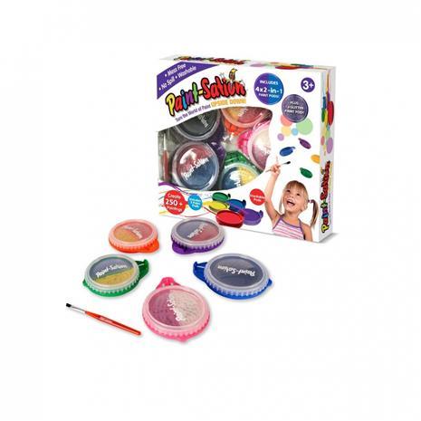 Paint Station - 5 pack glitter (40120) (Maahantuoja)