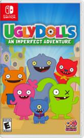 Ugly Dolls: An Imperfect Adventure, Nintendo Switch -peli
