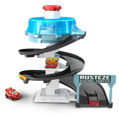 Disney Cars - Spinning Race Set (FYN86)