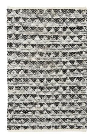 Matto Triangle Leather - 110x170 cm, KitchenTextiles