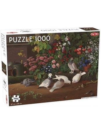 Tactic 'Flowers and Birds' puzzle 1000 pcs (multi)