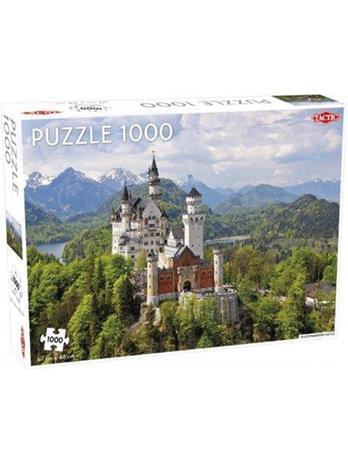Tactic 'Neuschwanstein Castle' puzzle 1000 pcs (multi)