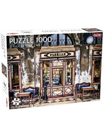 Tactic 'Cafe Florian' puzzle 1000 pcs (multi)
