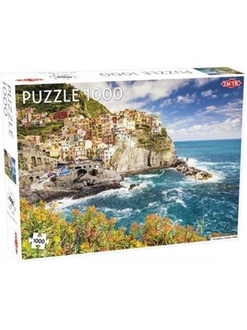 Tactic 'Cinque Terre' puzzle 1000 pcs (multi)