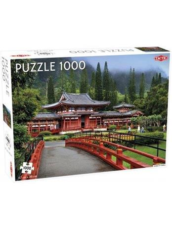 Tactic 'Byodo-In Temple' puzzle 1000 pcs (multi)