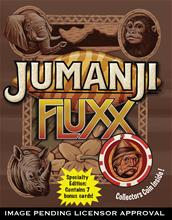 Jumanji Fluxx Specialty Edition, korttipeli