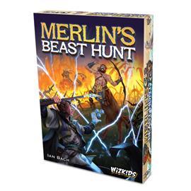 Merlin's Beast Hunt, korttipeli