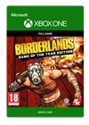 Borderlands Game of the Year Edition, Xbox One -peli