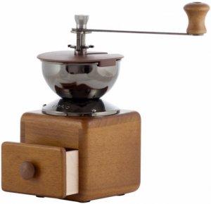 Hario Small Coffee Grinder MM 2 käsikäyttöinen kahvimylly