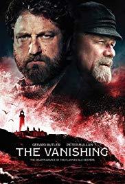 The Vanishing (2018, Blu-Ray), elokuva