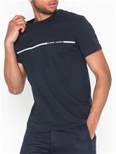 Samsä¸e Samsä¸e Bogense t-shirt 273 T-paidat ja topit Dark Sapphire
