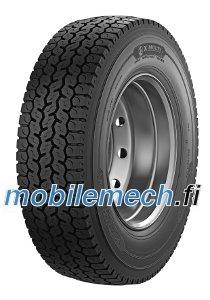 Michelin Remix X Multi D ( 315/70 R22.5 154/150L , pinnoitettu )