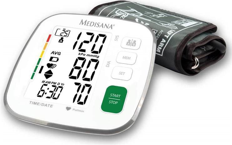 Medisana BU 540, verenpainemittari