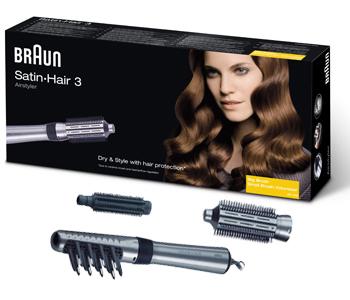 Braun Satin Hair 3 AS330 Airstyler, ilmakiharrin