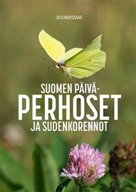 Suomen päiväperhoset ja sudenkorennot (Jussi Murtosaari), kirja