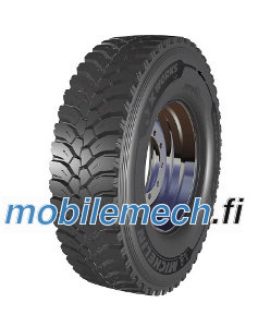 Michelin X Works HDZ ( 315/80 R22.5 156/150K ), Kuorma-auton renkaat