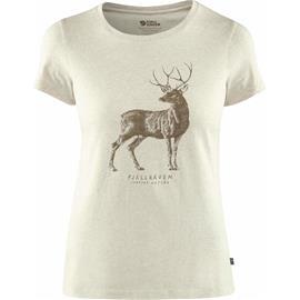 Fjällräven Deer Print T-Shirt W