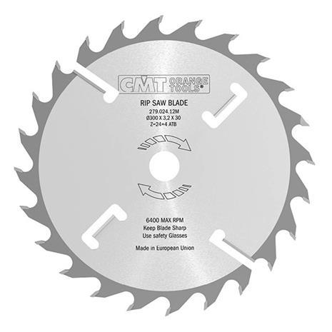 CMT; 300x3,2x70,0 mm; Z24+4