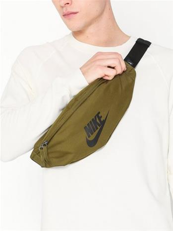Nike Sportswear Nk Heritage Hip Pack Laukut Olive