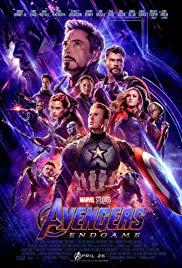 Avengers: Endgame (Blu-Ray), elokuva
