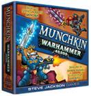 Munchkin Warhammer 40.000, lautapeli