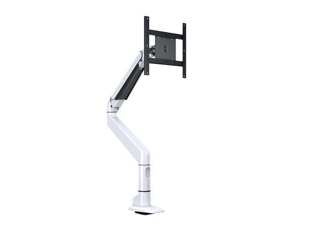 "Multibrackets M VESA Gas Lift XL Single White HD, pöytäteline 15-49"" näytölle, max 18 kg"