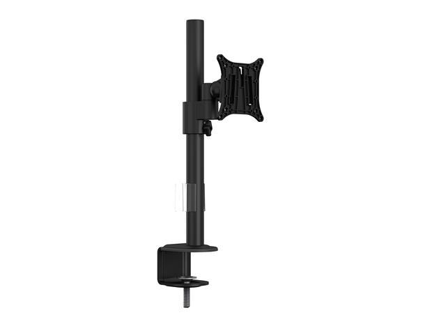"Multibrackets M VESA Deskmount Officeline Single Black, pöytäteline 15-30"" näytölle, max 8 kg"