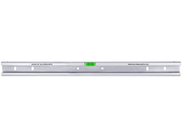 "Multibrackets M Universal Wallmount Silver Large, tv-seinäteline 46-63"", max 80 kg"