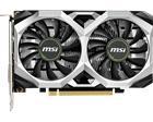 MSI GeForce GTX 1650 Ventus XS OC 4 GB, PCI-E, näytönohjain