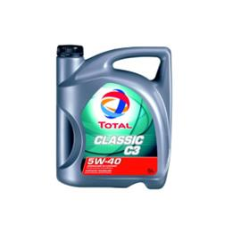 Total CLASSIC C3 5W-40 5 Litra Kannu