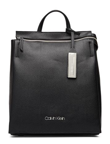 Calvin Klein Sided Backpack NUDE