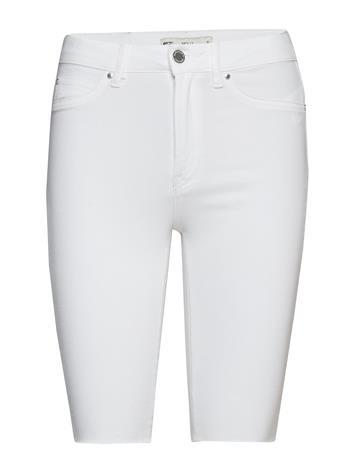 Gina Tricot Molly Biker Denim Shorts BLACK