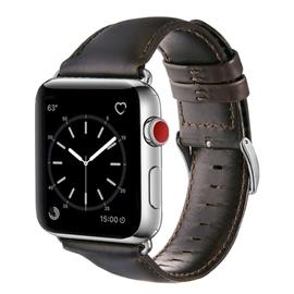 Crazy Horse Apple Watch Series 4 40mm cowhide leather watch