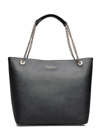 GUESS Robyn Tote BLACK