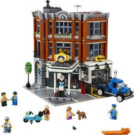 Lego Creator Expert 10264, Kulman autotalli (Corner Garage)