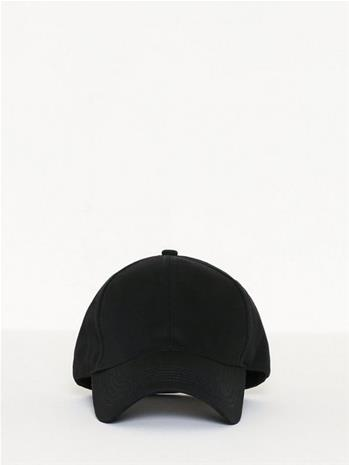 New Look Core Twill Cap Lippalakit Black
