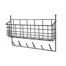 Maze Maze-Mitten Shelf Kori/Ripustin, Valkoinen