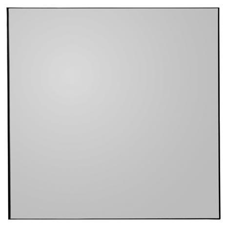 AYTM AYTM-Quadro Peili 90x90cm, Musta
