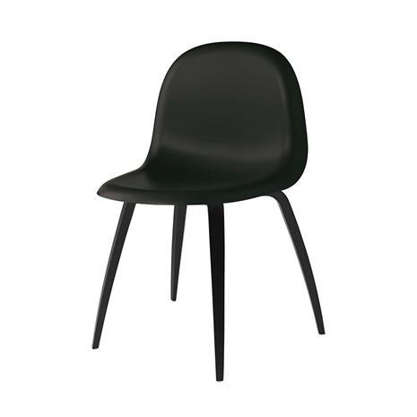 Gubi Gubi-Gubi 3D Tuoli, Beech/ Black
