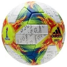 adidas Jalkapallo Conext 19 Official Ottelupallo Women's World Cup 19 - Keltainen/Punainen