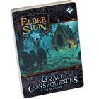 Elder Sign: Grave Consequences, lautapeli