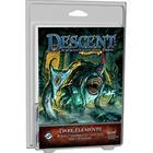 Descent: Journeys in the Dark (2nd Edition) - Dark Elements, korttipeli